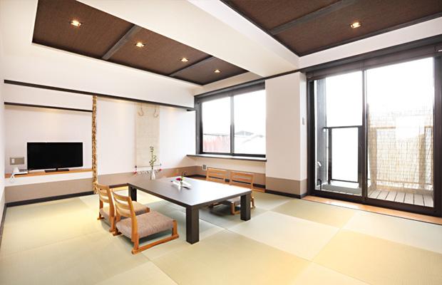奈良 露天 風呂 付き 客室